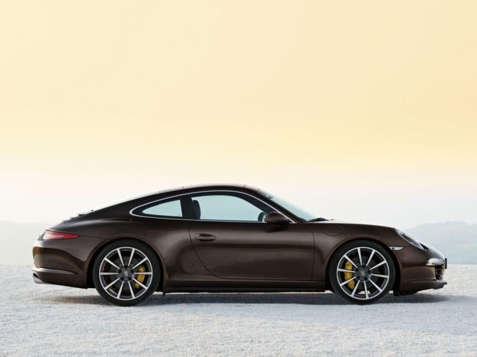 Porsche 911 Carrera 4S 991 2012 wallpaper