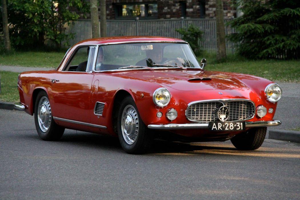 Maserati 3500 GT wallpaper