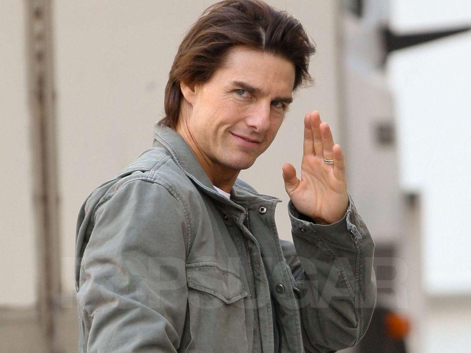 Tom Cruise American film Actor wallpaper