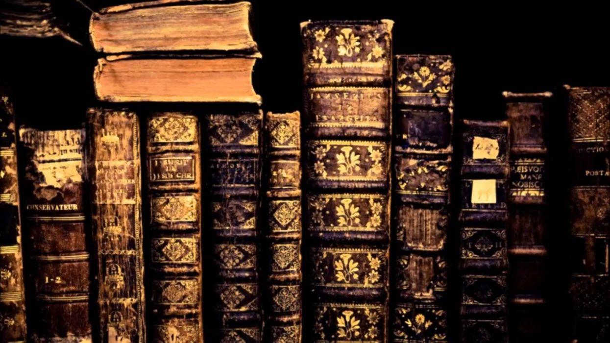 viejos libros tomos wallpaper