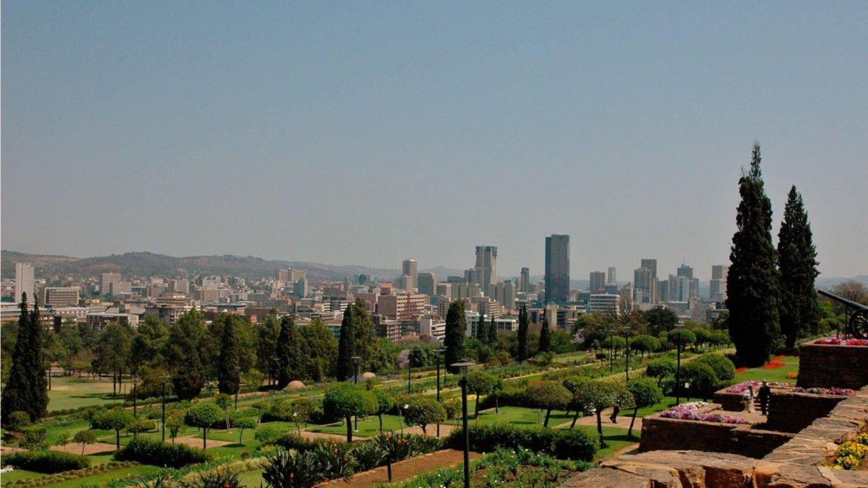 ciudad pretoria sudafrica africa wallpaper