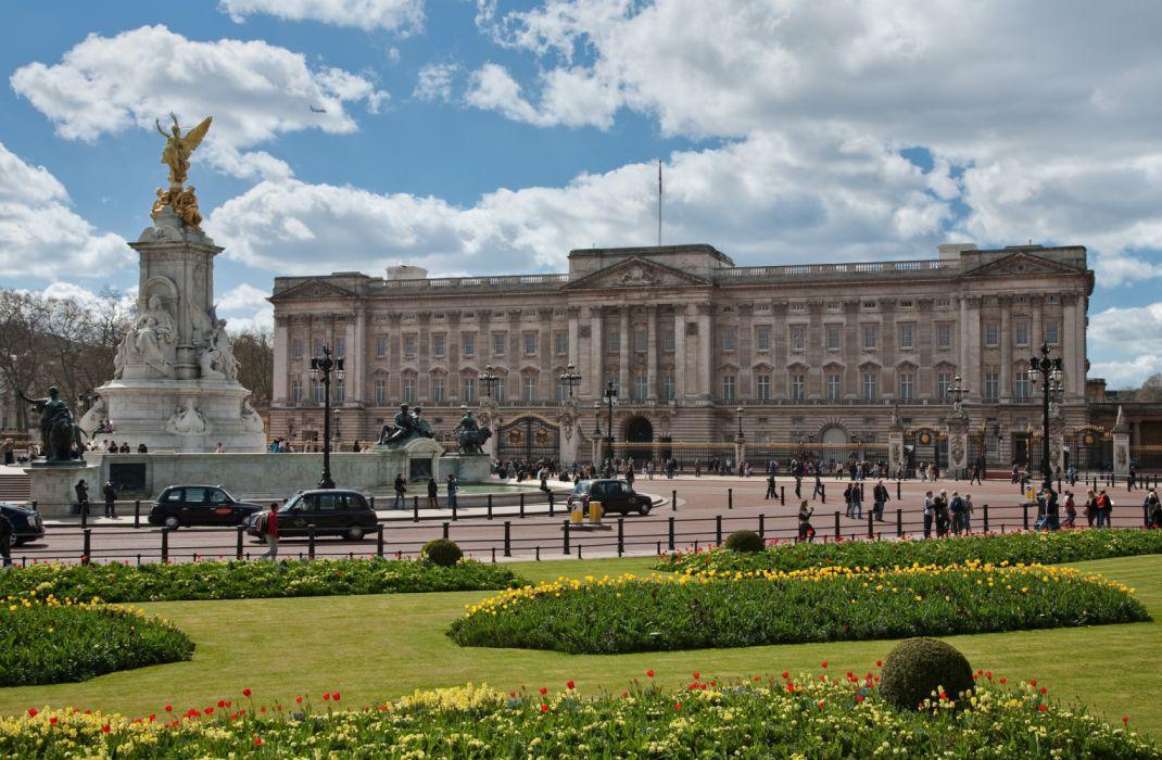 buckiham palacio real britanico wallpaper