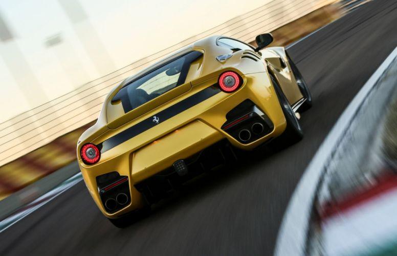 Ferrari F12 tdf wallpaper