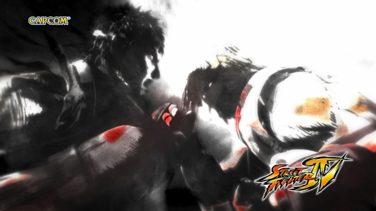 STREET FIGHTER action arena arts fantasy fighting kung martial warrior battle wallpaper