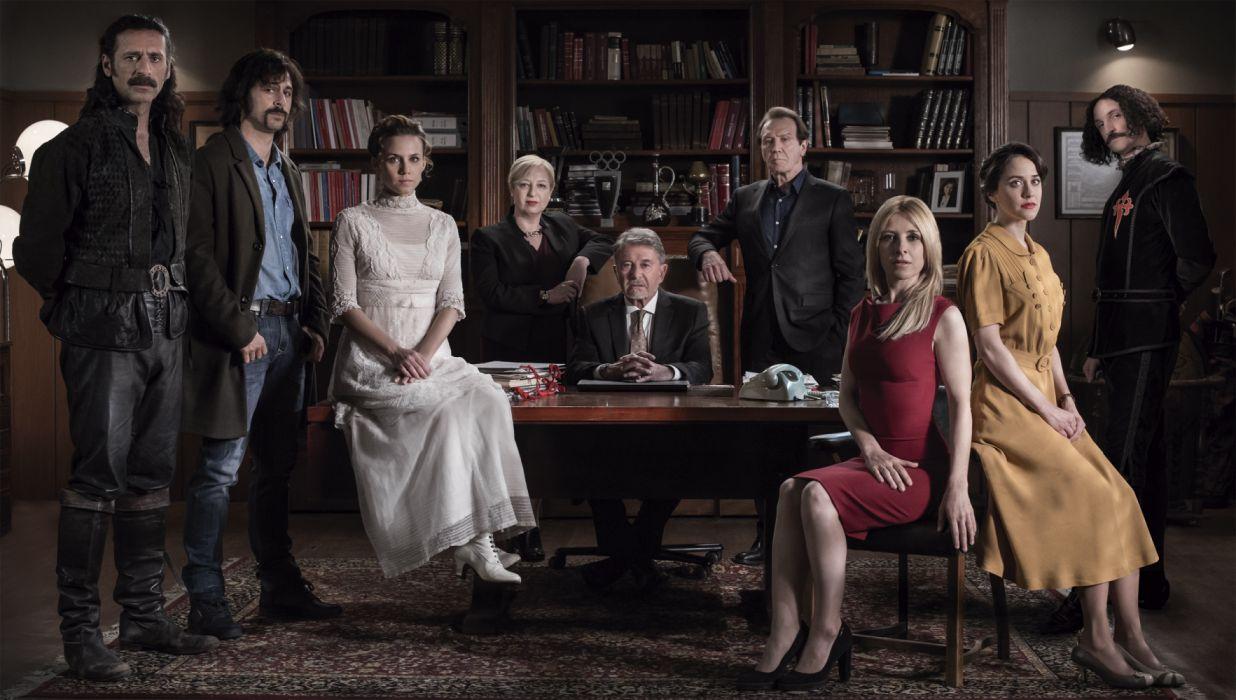 el ministerio del tiempo serie tv espay wallpaper