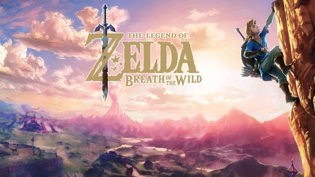ZELDA action adventure fantasy legend nintendo platform puzzle densetsu nintendo wallpaper