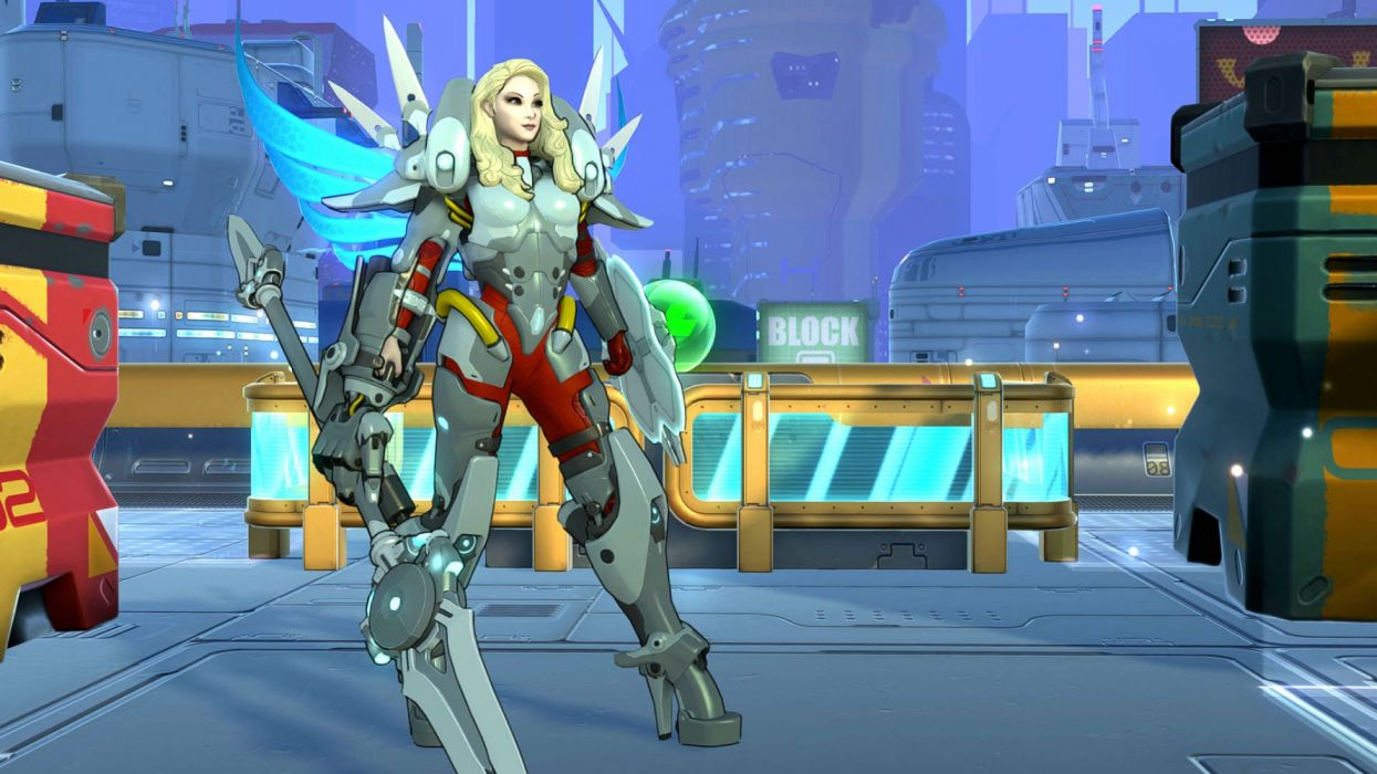 ATLAS REACTOR sci-fi futuristic technics PvP battle arena tactical action strategy warrior mmo wallpaper