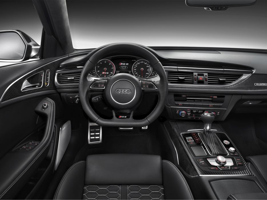 Audi RS6 Avant 4G-C7 MkI 2013 wallpaper
