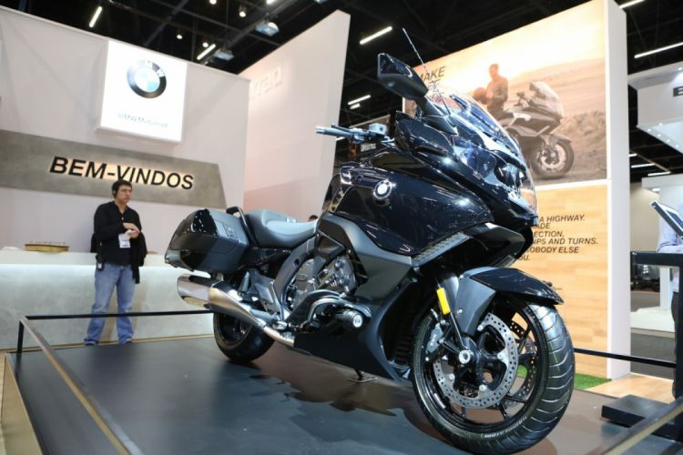 BMW K 1600 Bagger wallpaper