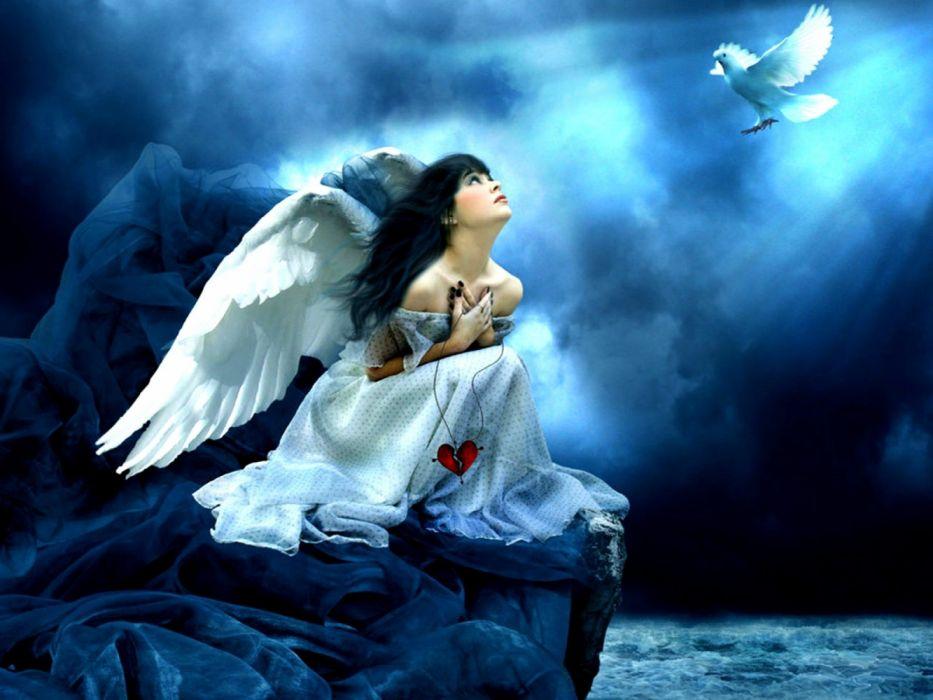 angeles fantasia paloma paz wallpaper