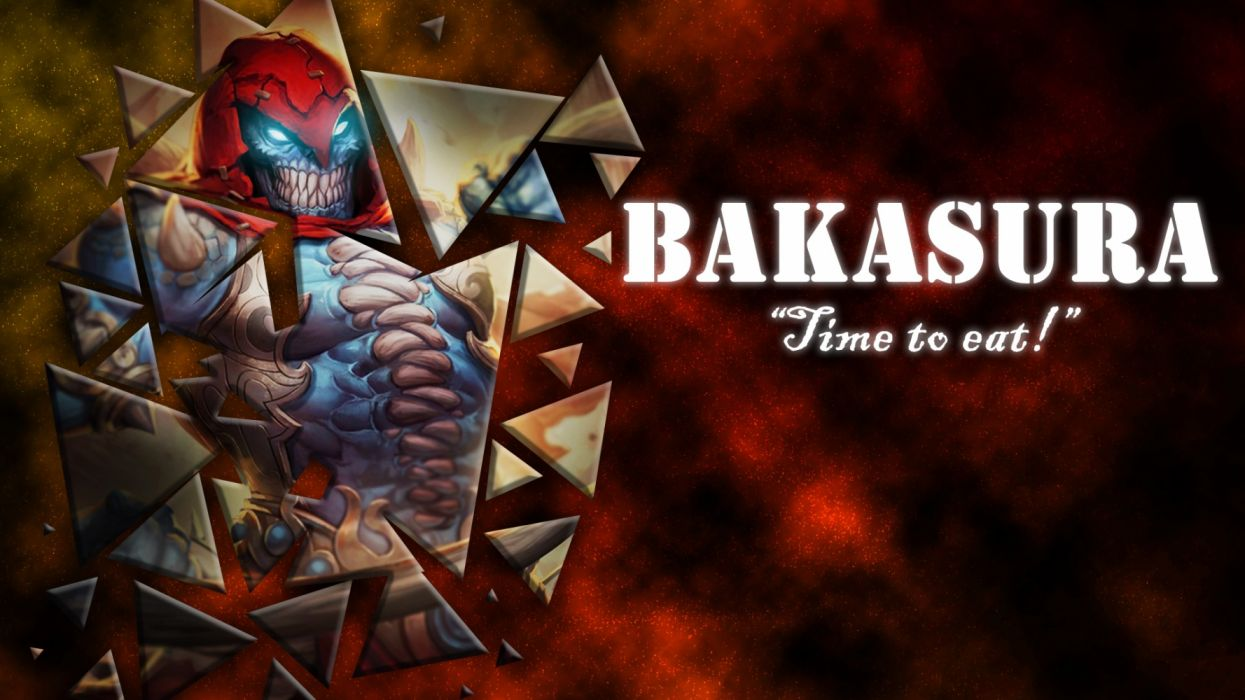 Bakasura Smite Wallpaper