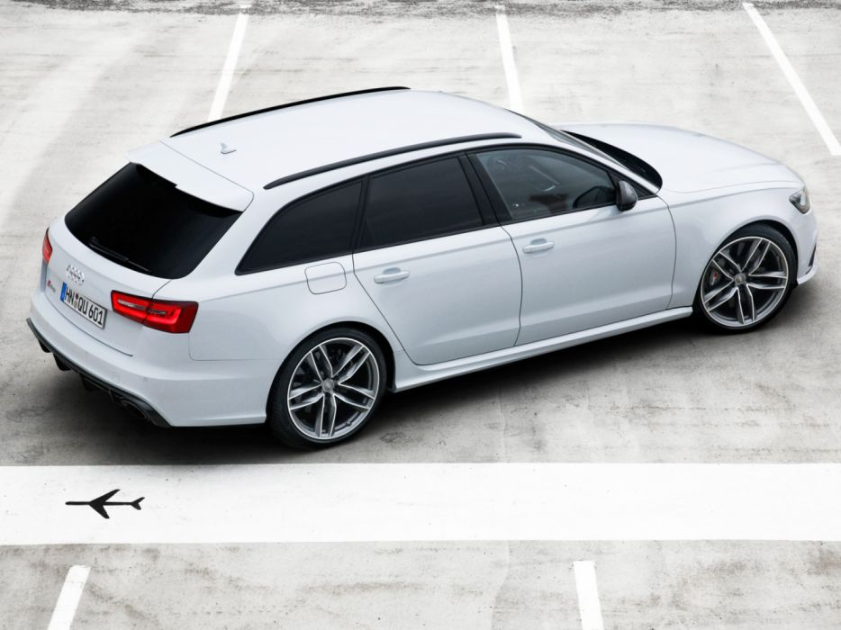Audi RS6 Avant 4G-C7 MkI 2013 wallpaper