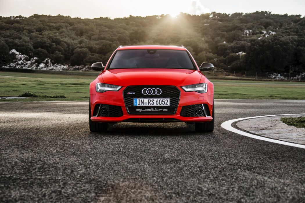 Audi RS6 Avant 4G-C7 MkII 2014 wallpaper