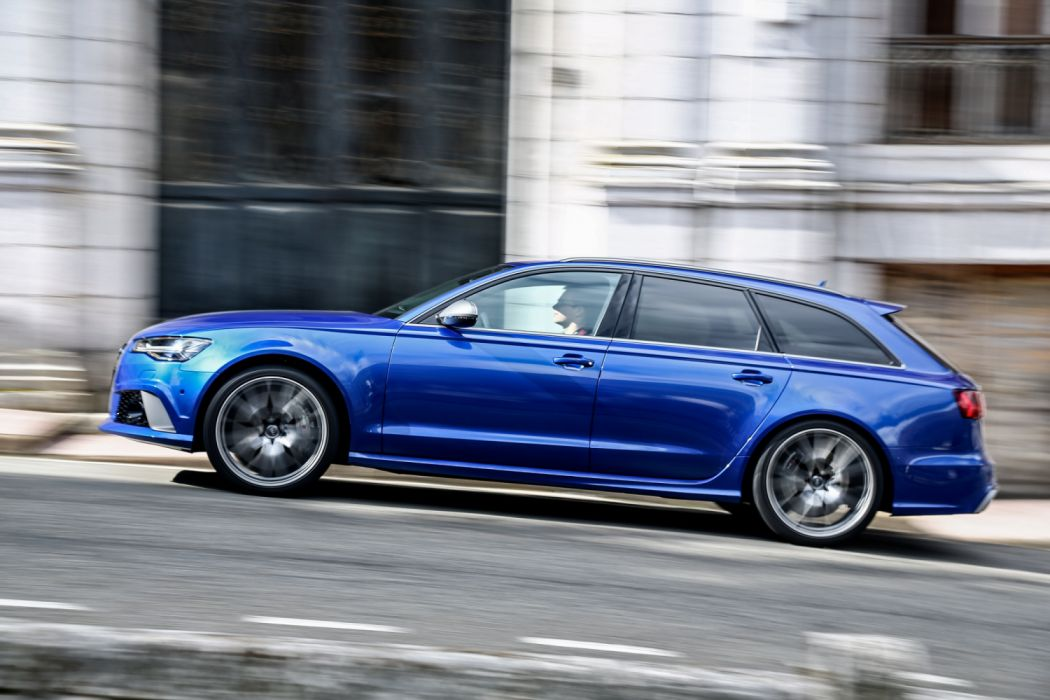 Audi RS6 Avant Performance 4G-C7 MkII 2015 wallpaper