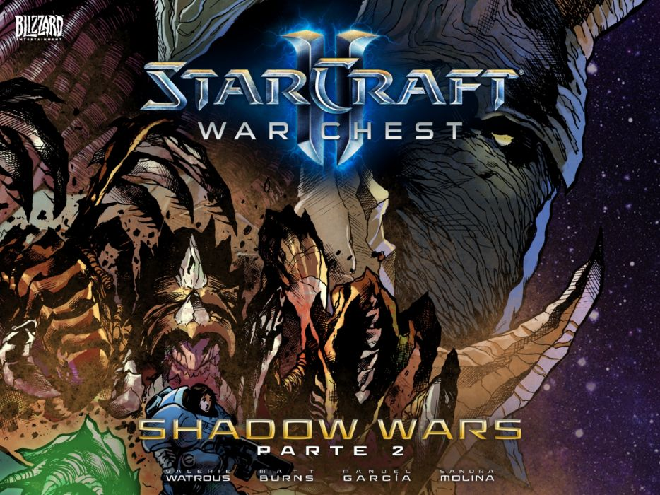 STARCRAFT futuristic sci-fi technics rts strategy military action fighting wallpaper