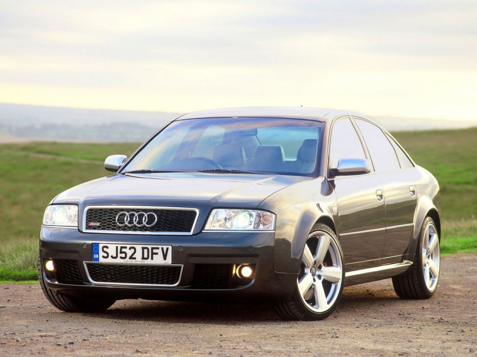 Audi RS6 Sedan 4B-C5 2002 wallpaper