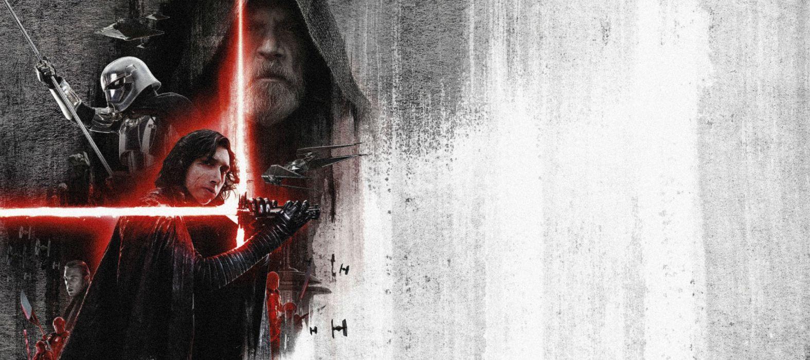 Star Wars Episode Viii Last Jedi 1ste1lj Futuristic Sci Fi Technics Fiction Movie Film 1stlj Wallpaper 2430x1080 1166078 Wallpaperup