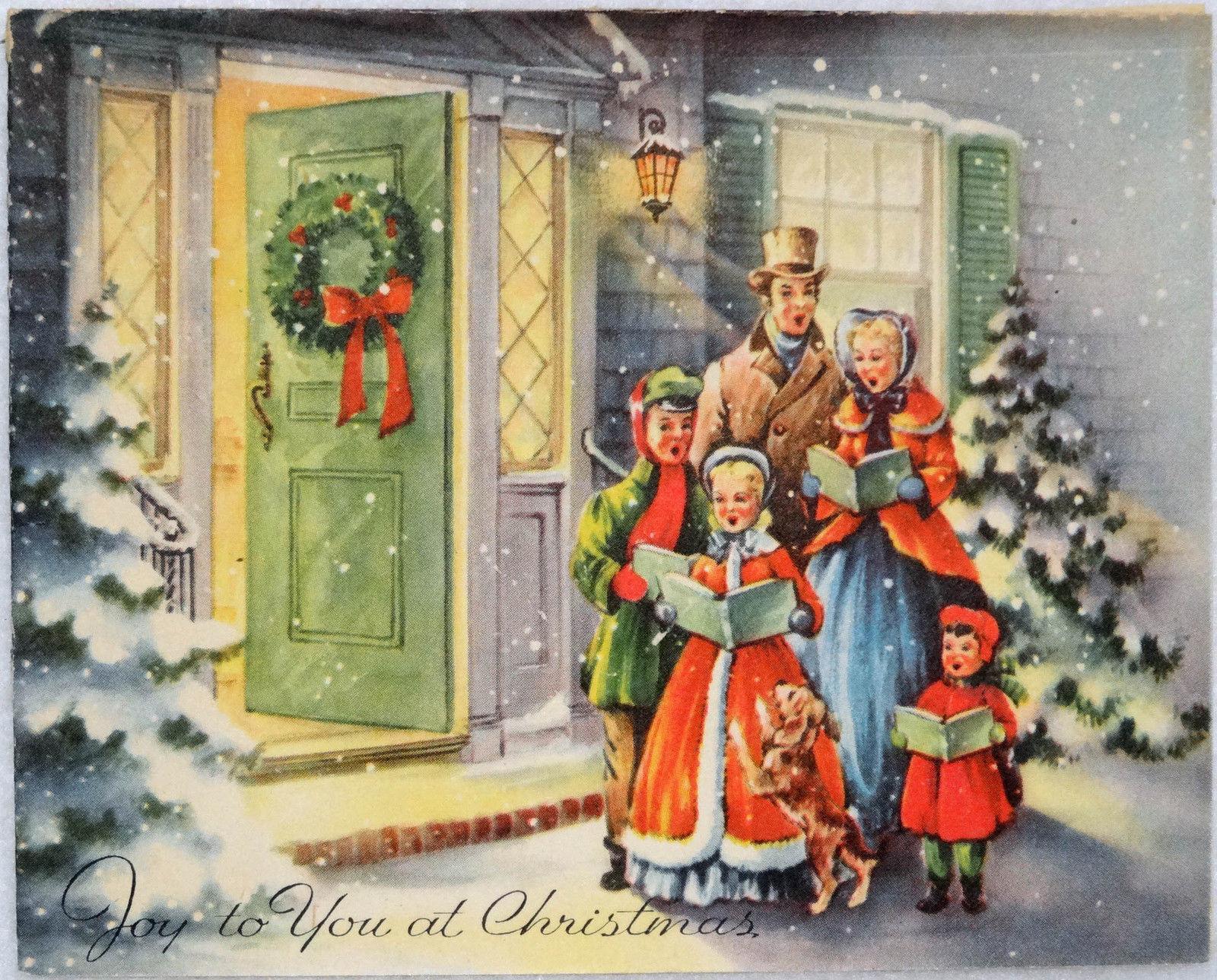 Old fashioned christmas carols 86