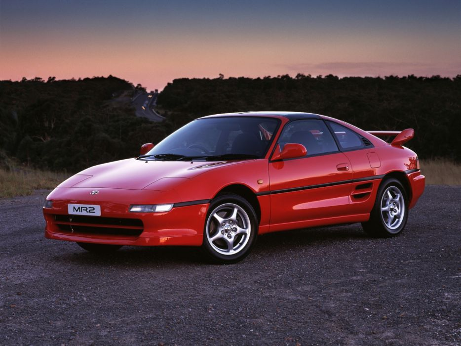 1989-200 Toyota MR2 T-Bar wallpaper