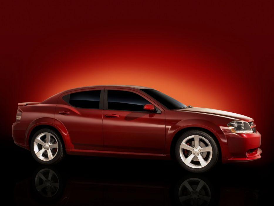 2006 Dodge Avenger Concept Mopar Wallpaper 2048x1536 1168888
