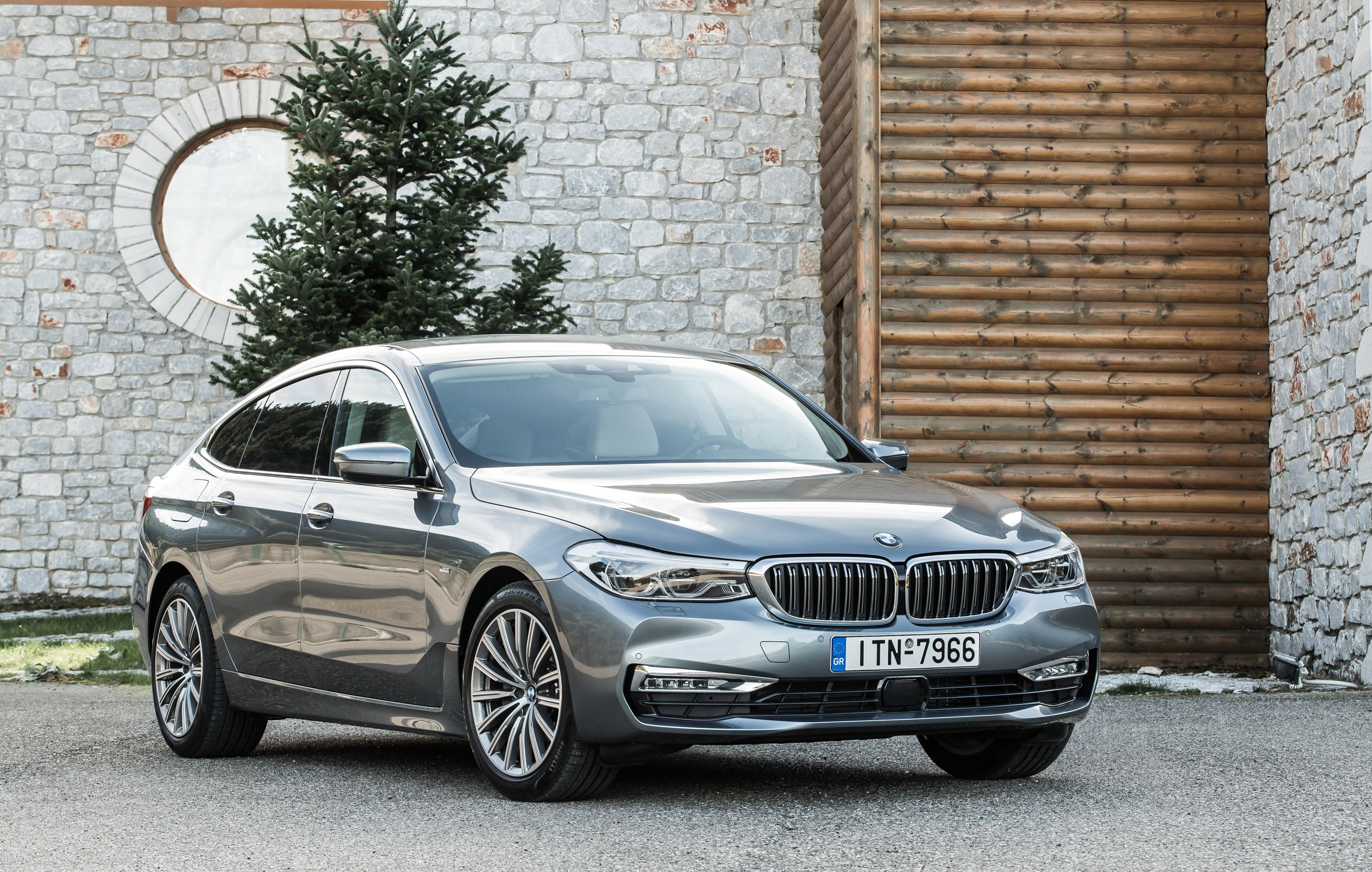 2018 BMW 630i Gran Turismo Luxury Line (G32) wallpaper ...