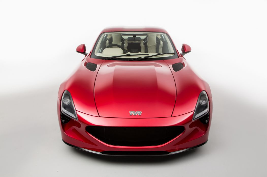 2018 Tvr Griffith Supercar Wallpaper