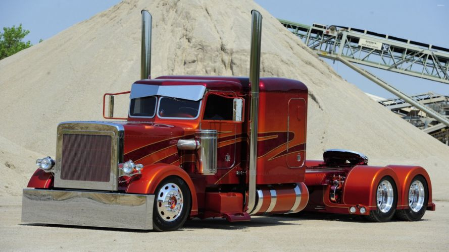 truck big rig transport - photo #35