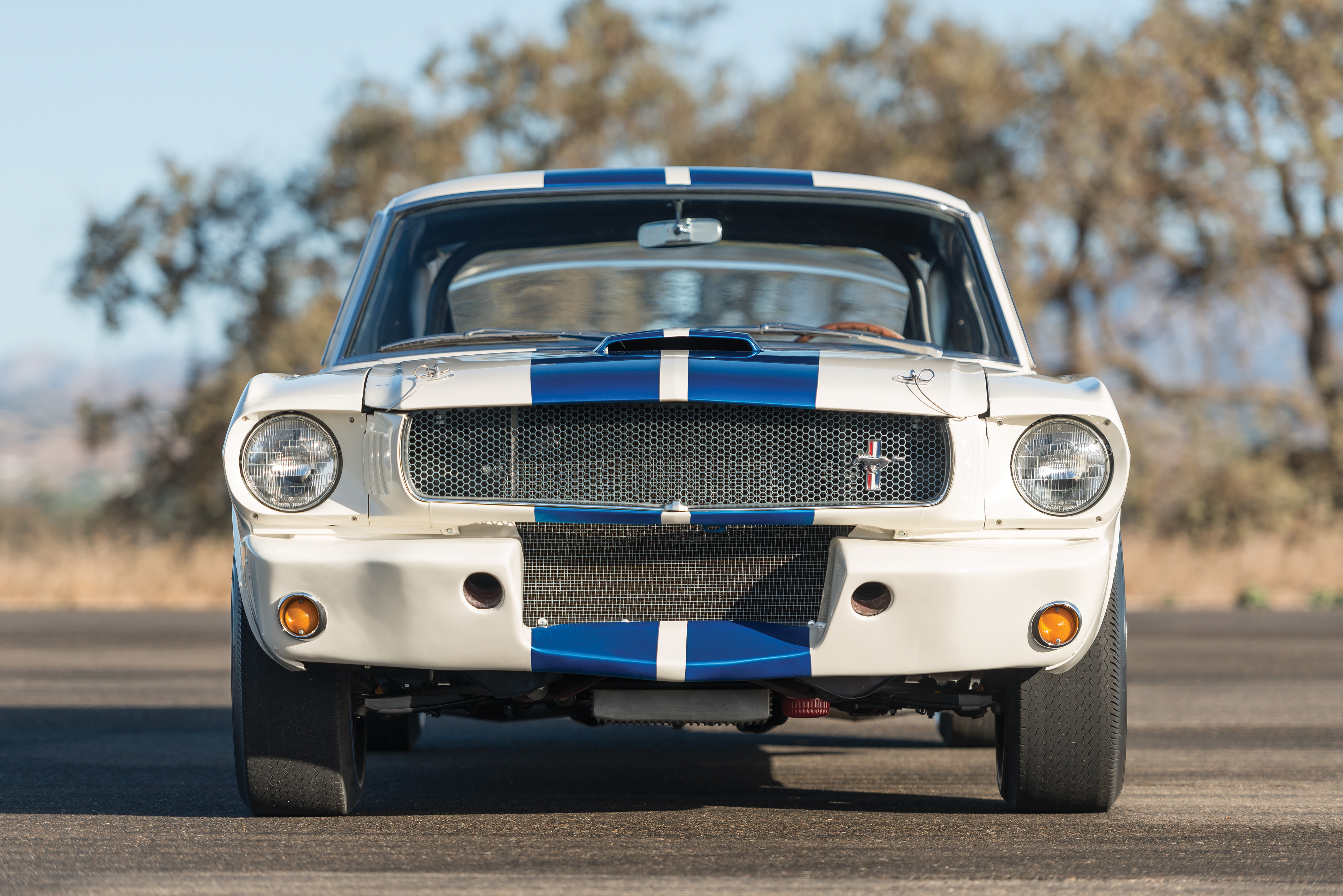 Ford Mustang Shelby 1965 Wallpaper