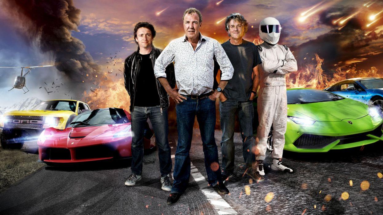 top gear serie humor britanica coches wallpaper