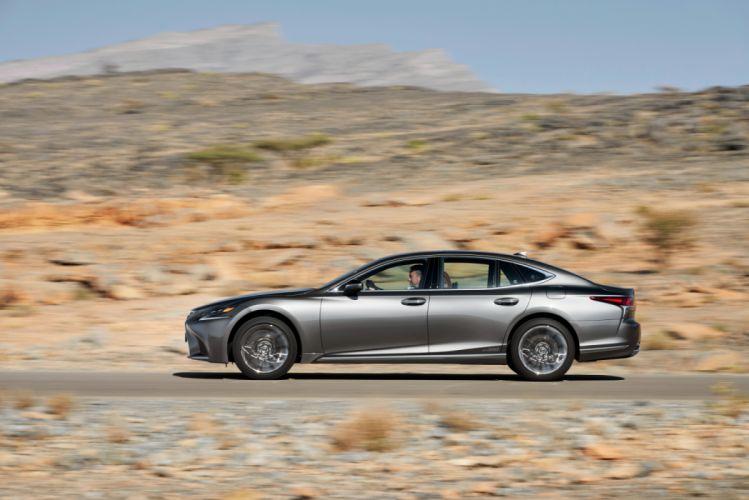 2018 Lexus Ls 500h Awd Luxury Wallpaper 4096x2733