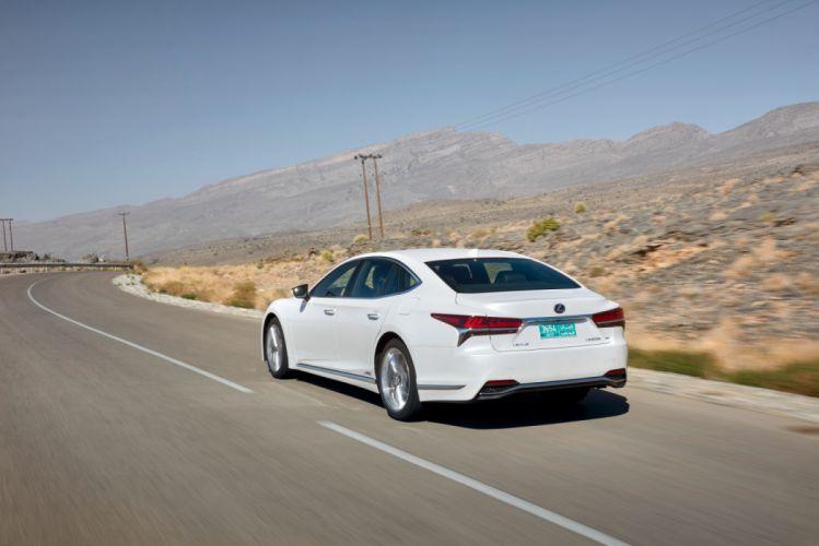 2018 Lexus Ls 500h Awd Luxury Wallpaper 4096x2734