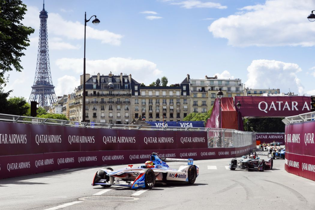 2017 TE Connectivity ATEC-002 F-E formula race racing wallpaper