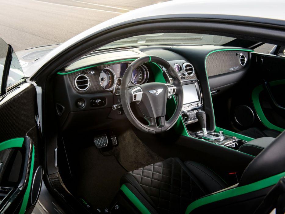 Bentley Continental GT3-R 2015 wallpaper
