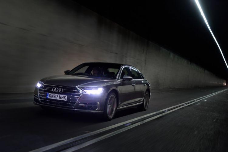 2018 Audi A8 L50 Tdi Quattro L50 Wallpaper 4096x2726