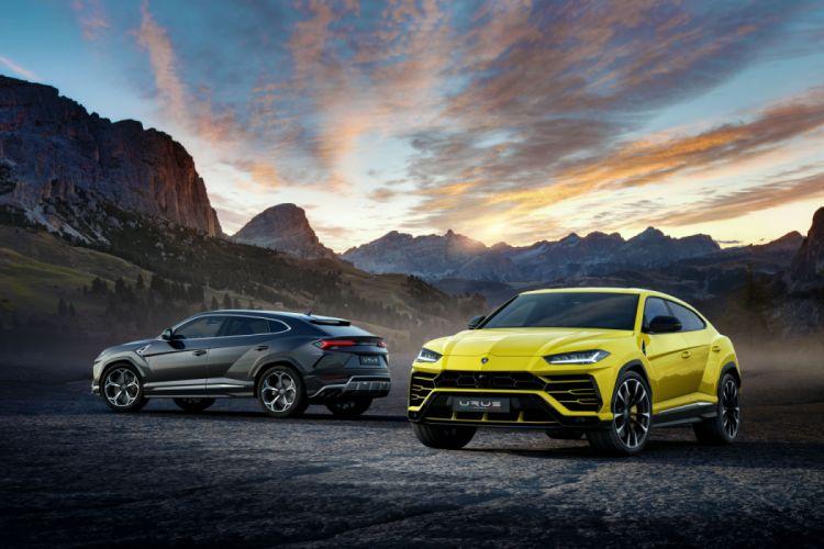 Suv Urus Lamborghini >> 2018 Lamborghini Urus supercar suv awd wallpaper | 4096x2731 | 1175394 | WallpaperUP
