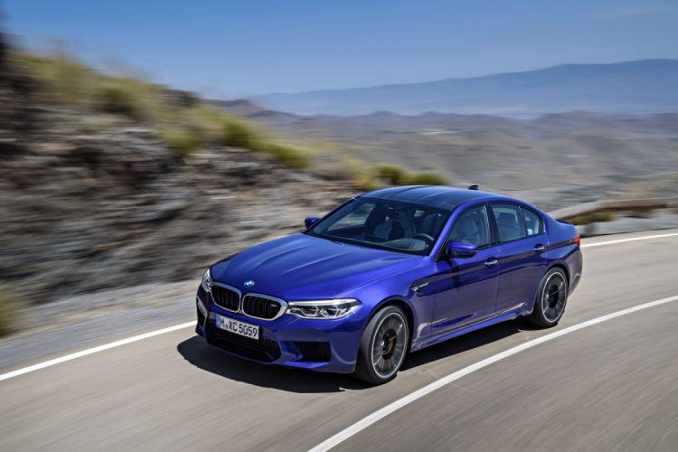 2018 BMW M5 F90 m-5 wallpaper | 4096x2731 | 1175482 | WallpaperUP