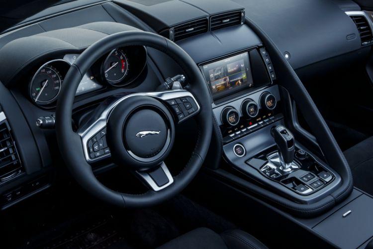 Jaguar F Type Convertible >> 2018 Jaguar F-Type R-Dynamic 2 0 Convertible wallpaper | 4096x2731 | 1175587 | WallpaperUP