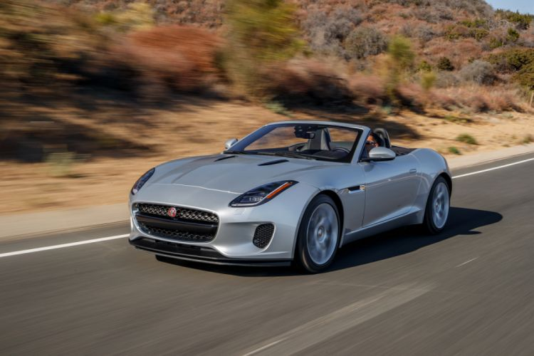 2018 jaguar f type r dynamic 2 0 convertible wallpaper. Black Bedroom Furniture Sets. Home Design Ideas