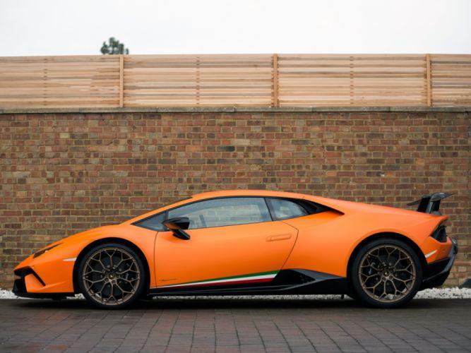 2017 Lamborghini Huracan Performante Supercar Wallpaper