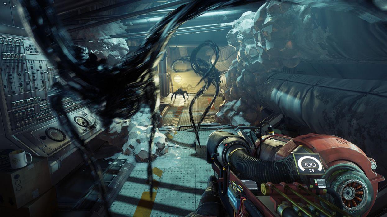 prey screenshot video juego fantastico wallpaper