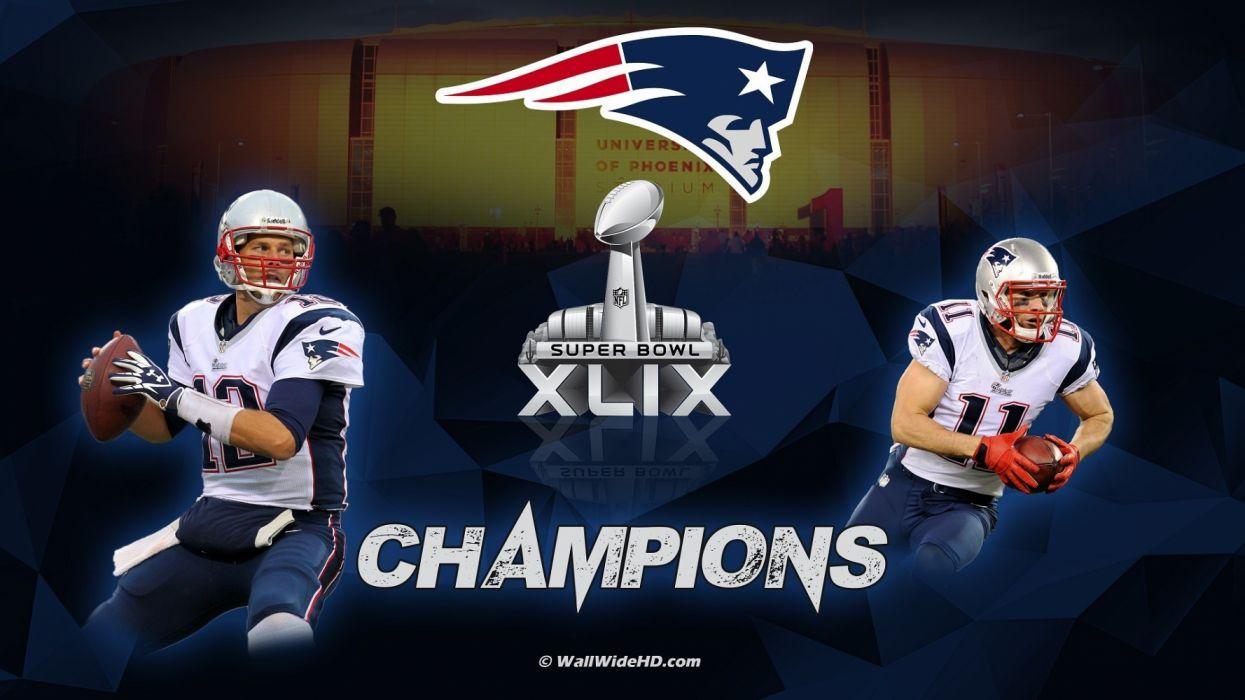 New England Patriots nfl football sports wallpaper