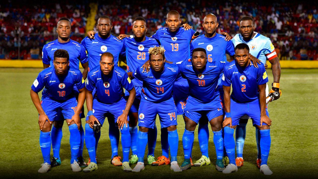 seleccion futbol haiti centro america wallpaper