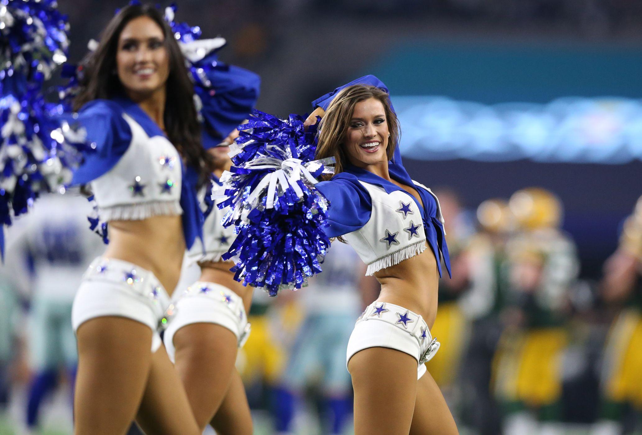 Dallas cowboys nfl football sports cheerleader sexy babe girl woman women female wallpaper