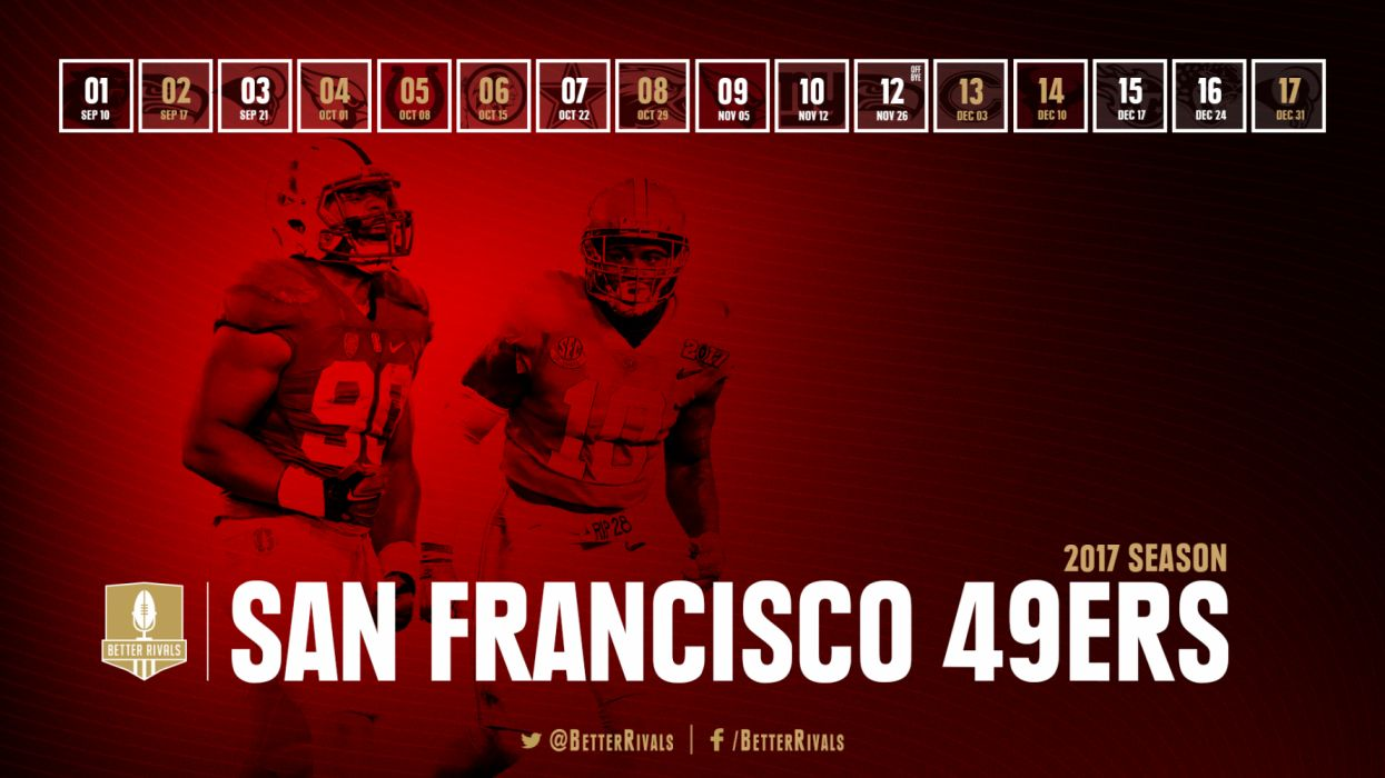 San Francisco 49ers nfl football sports wallpaper