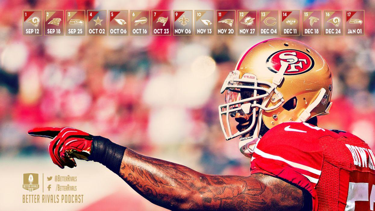 San Francisco 49ers nfl football sports wallpaper