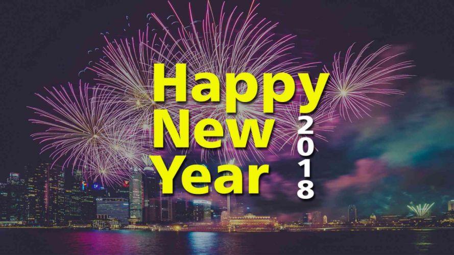 New Year Celebration 2018