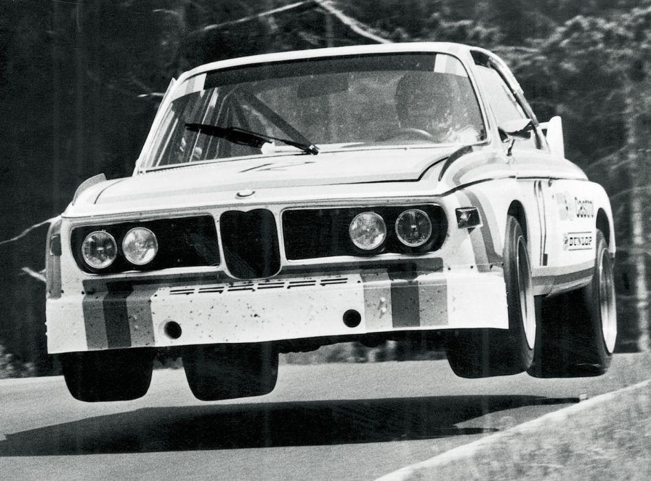BMW 3 0 CSI Group 2 1973 Batmobile Classic Race Car wallpaper