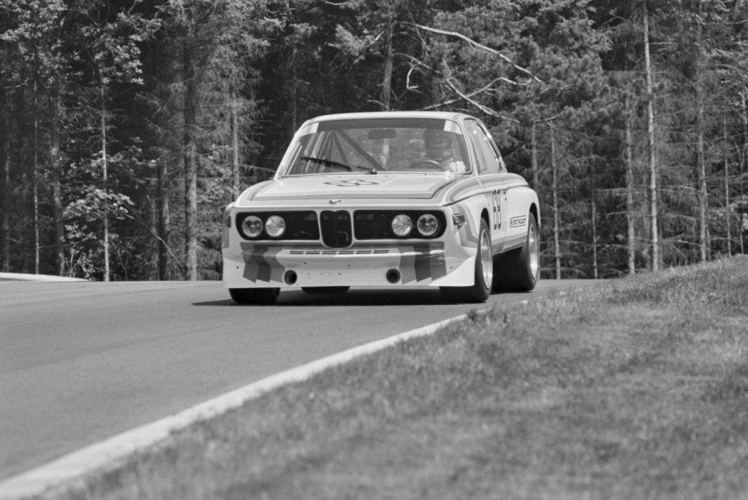 BMW 3 0 CSI Group 2 1973 Batmobile Classic Race Car wallpaper
