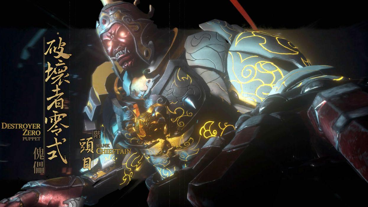HIDDEN DRAGON LEGEND fantasy action fighting warrior platform china chinese asian oriental 1hdl martial aarts kung samurai wallpaper