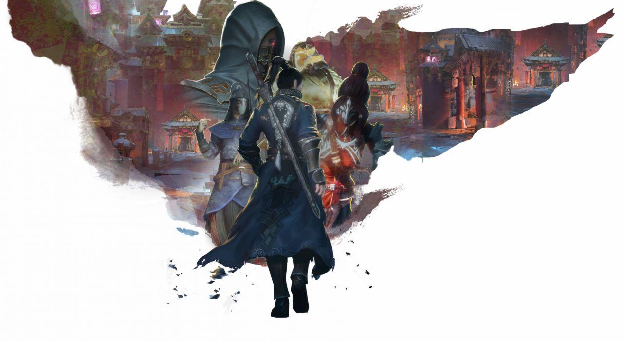 Hidden Dragon Legend Fantasy Action Fighting Warrior